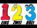 ♫ German Numbers Song ♫ Zahlenlied ♫ Zahlen Lernen ♫ Zählen von 1 bis 10 ♫