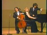 Fauré:Papillon /Yo-Yo Ma & Patricia Zander