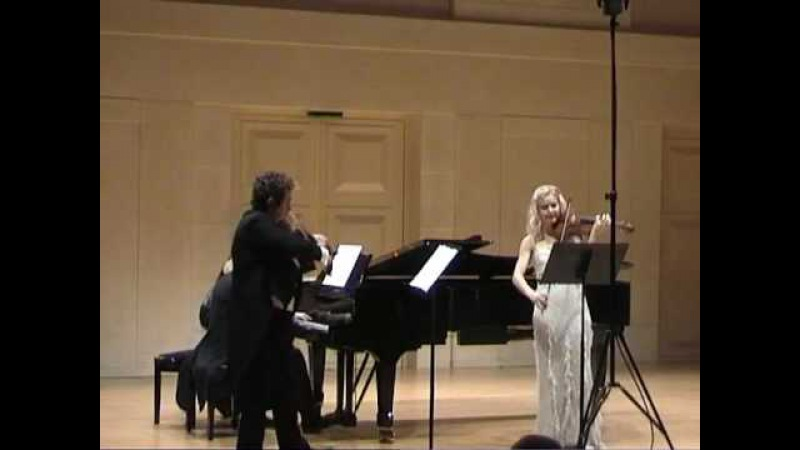 Serenade für zwei Violinen und Pianoforte op. 92 Christian Sinding 3.