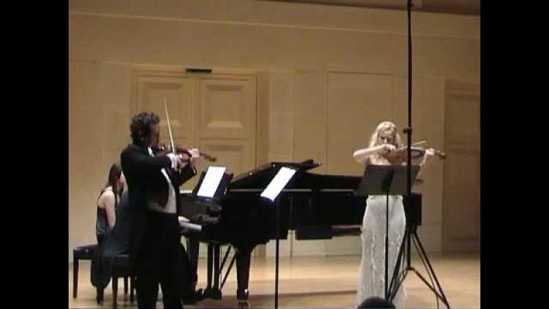 Serenade für zwei Violinen und Pianoforte op. 92 Christian Sinding 4.