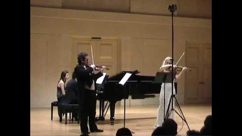 Serenade für zwei Violinen und Pianoforte op. 92 Christian Sinding 2.