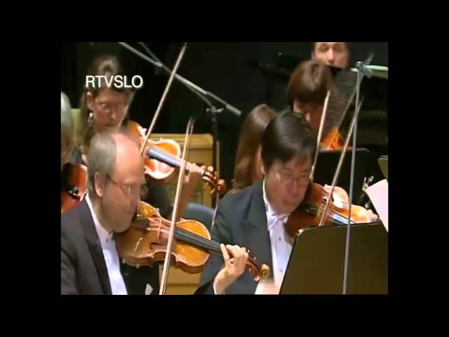 Mate Bekavac - Copland: Concerto for clarinet and orchestra
