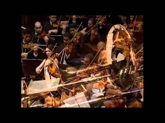Villa-Lobos: Bachianas Brasileiras 4 - Orquesta Simón Bolívar Roberto Tibiriçá