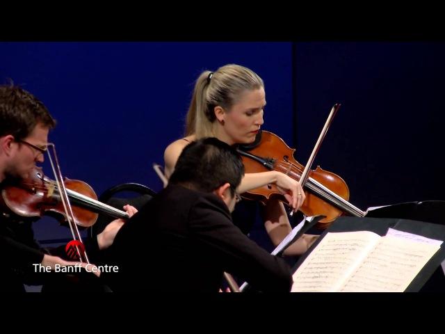 BISQC 2013 - Gemeaux Quartet - Felix Mendelssohn Quartet in F minor