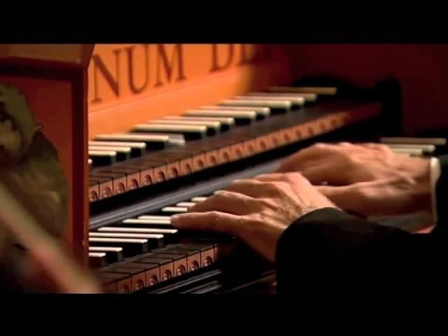 Les Talens Lyriques , Christophe Rousset concerto pour clavecin de Benda 3e Mvt Allegro