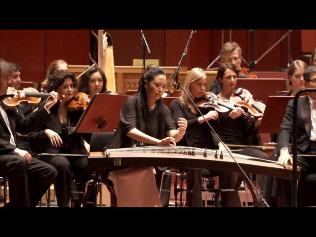 Tan Dun Konzert für Streichorchester und Zheng ∙ hr-Sinfonieorchester ∙ Yuan Li ∙ Julian Kuerti