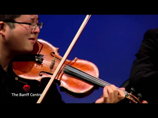 BISQC 2013 - Gemeaux String Quartett - Joseph Haydn Quartet in G minor
