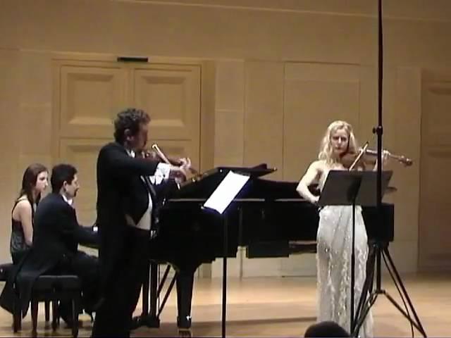 Serenade für zwei Violinen und Pianoforte op. 92 Christian Sinding 5.