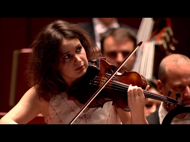 Mansurian Romanze ∙ hr-Sinfonieorchester ∙ Patricia Kopatchinskaja ∙ Philippe Herreweghe