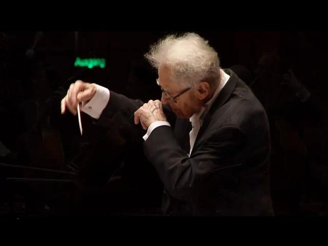 Skrowaczewski Passacaglia Immaginaria ∙ hr-Sinfonieorchester ∙ Stanisław Skrowaczewski