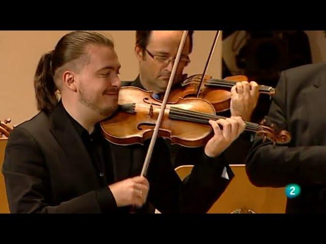 Giacomo Facco Concerto for violin in C minor Orquesta Barroca de Sevilla