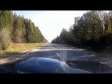 Русские приколы на дорогах! Смотрим! 2015