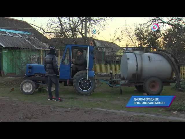 Малые города России: Диево-Городище - село как кинопавильо