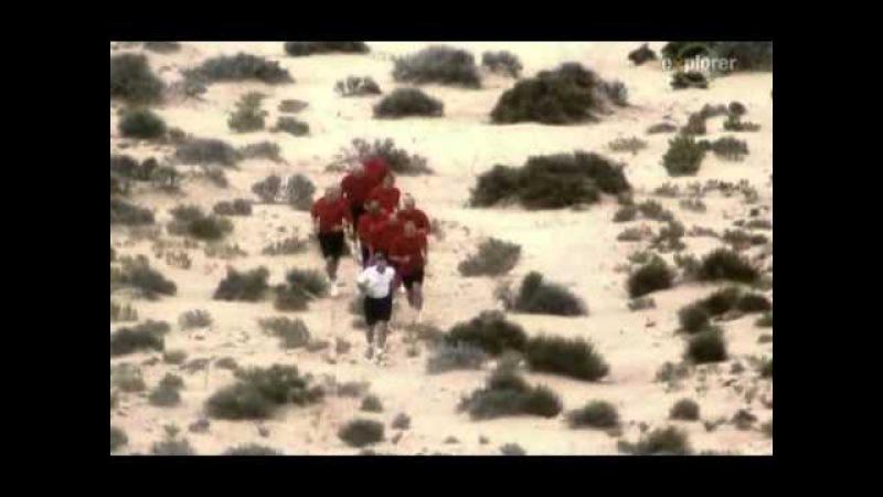 Побег в Легион - Первая серия