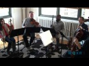 Pacifica Quartet and Anthony McGill play Mozart's Clarinet Quintet, Second Movement