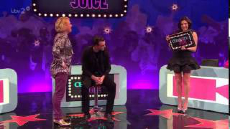 Theo Hutchcraft; Stop me when it hurts with Keith Lemon - Celebrity juice 2013 HD