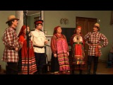 DrevA folk group - ДревА фолк группа, Mne ne spitsya tolko nochenykoi