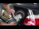 Восстановительная полировка кузова автомобиля с применением защитной полироли...