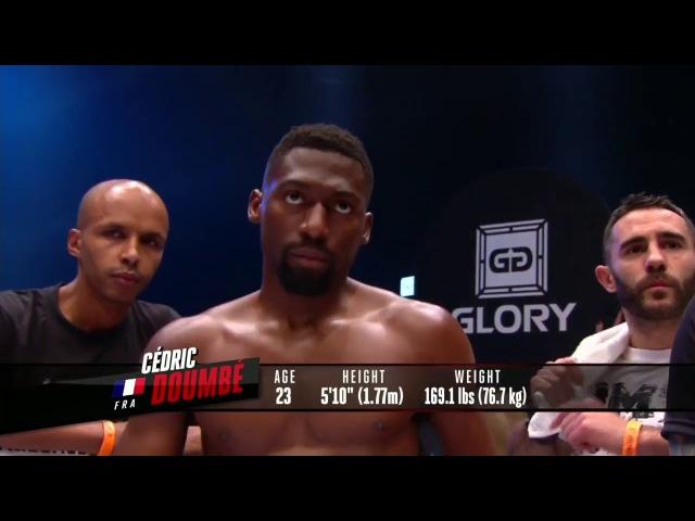 Murthel Groenhart vs Cedric Doumbe