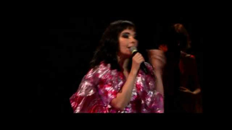 Bjork: Hyperballad Live in Paris Volta Tour