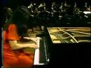 Martha Argerich Schumann Piano Concerto Liszt Funérailles and Ravel Jeux d'eau 1977