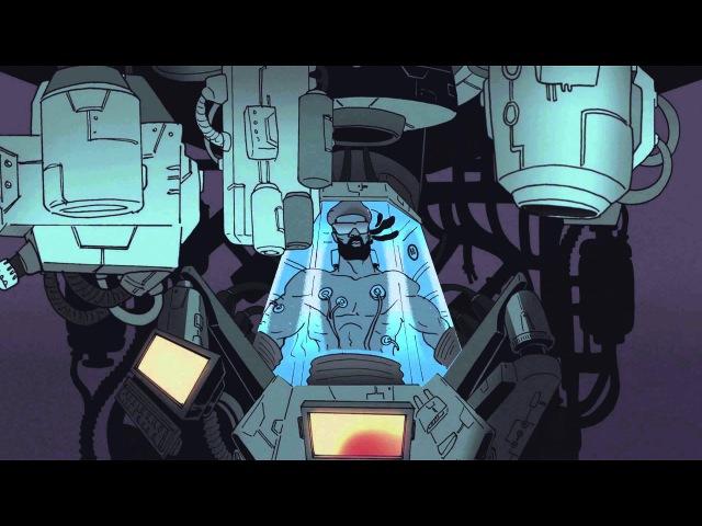 Major Lazer - Jessica (feat. Ezra Koenig) (Official Lyric Video)