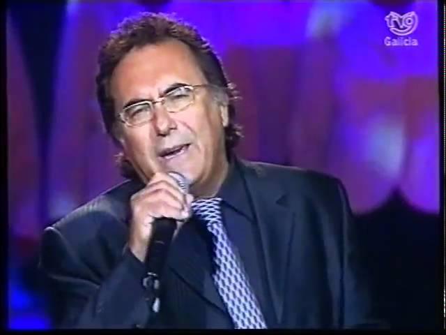 Al Bano Carrisi - Buona Notte Amore Mio (TV Galicia)