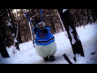 Снеговик к плей-офф готов! Наш ответ Ястребу!