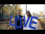 Промо ролик Максим+Анна. Видеосъемка 099-25-55-292