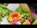 Pintura en tela pensamientos 4 con cony