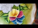 Pintura en tela pensamientos 2 con cony
