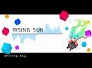【初音ミク】 RISING SUN  hano feat.初音ミク 【オリジナル】