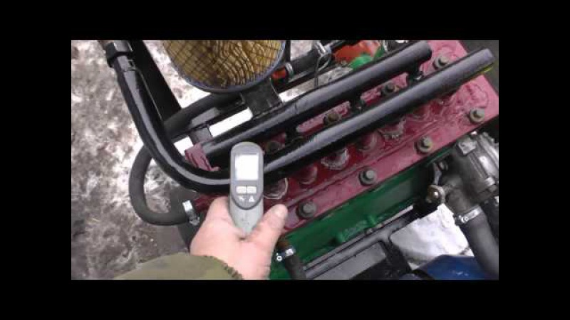 Как работает двигателя ваз 2108