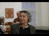 Открытие выставки Светланы Ланшаковой