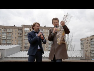 Промо ролик для ведущего Михаила Цемаха со Дня рождения ТК ТЕРРА