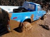 Трофи, месим грязь на Axial SCX10 Honcho и RC4WD Stomper