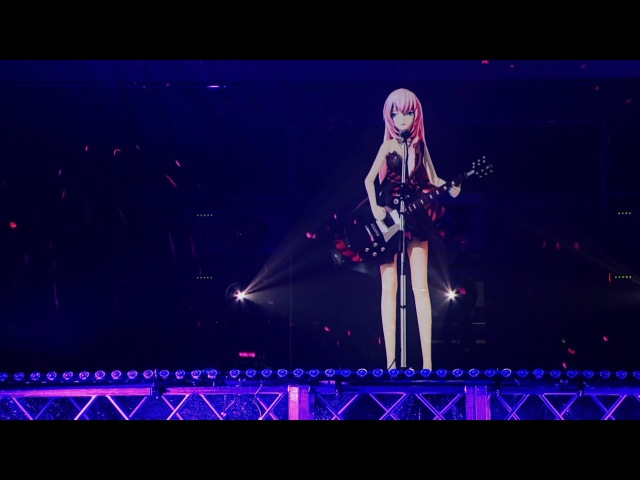Megurine Luka - Leia [ENG SUB] [HD] (Live at Magical Mirai 2013)