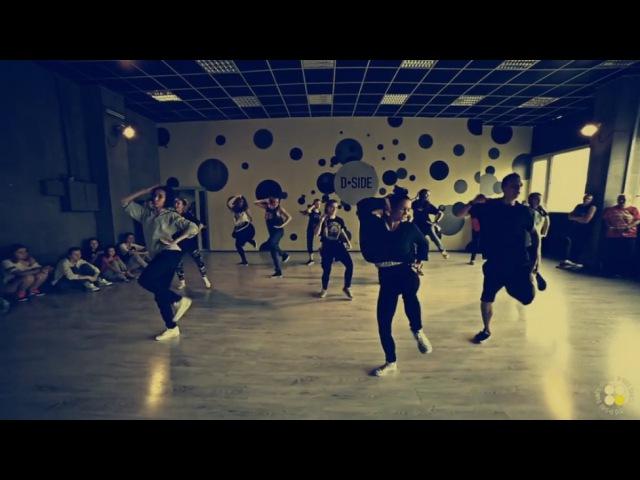 Ne-Yo ft. Juicy J – She Knows | hip-hop choreography by E. Kulakovskyi O.Zholkevska | D.side dance