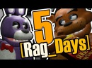 [16+][Rag_Days] #5 Спасение задницы (five nights at freddy's GMod rag days)