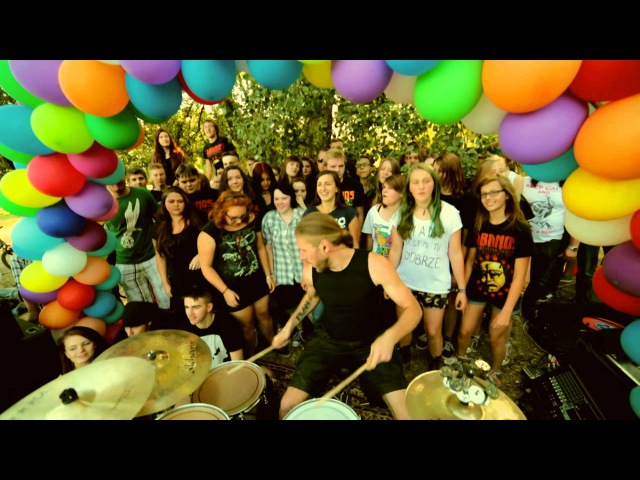 KABANOS - Balony (oficjalny klip Balonowy Album 2015) feat. Zacier