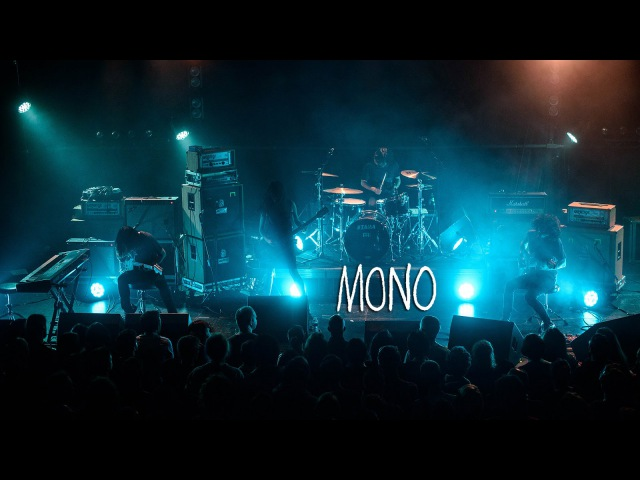 Mono - Requiem for Hell (live Lyon - 31/10/2015)