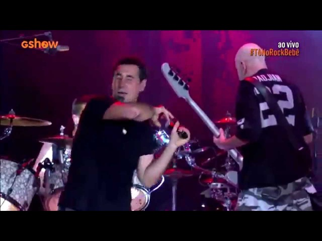 System Of A Down feat. Chino Moreno (Deftones) - Toxicity (Rock in Rio 2015)