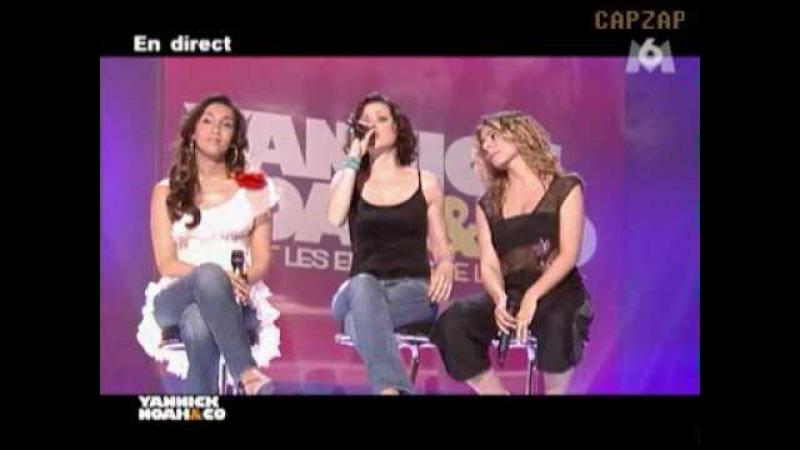 Tina Arena, Assia Julie Zenatti - Comme Toi (Live 2003)