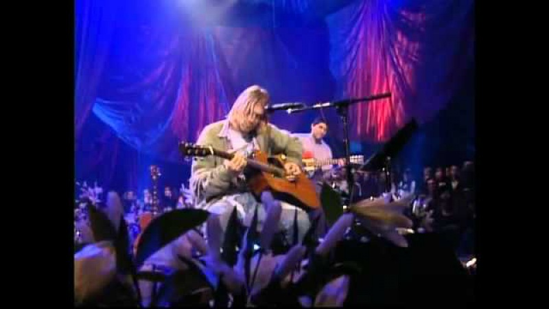 Nirvana - Come As You Are (MTV Unplugged)