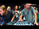 Richie Hawtin &amp Marco Carola Amnesia Ibiza Closing Party DJ Set DanceTrippin