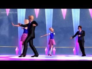 Барби Академия принцесс 2011 online-multy.ru