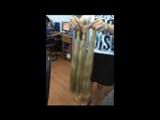 Color dyed human remy viet nam hair - straight high quality