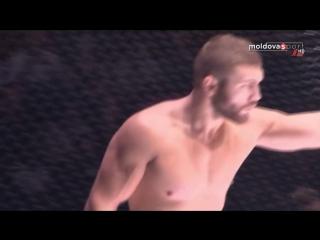 Ion cutelaba moldavian mma fighter (video created by alexander volkov)