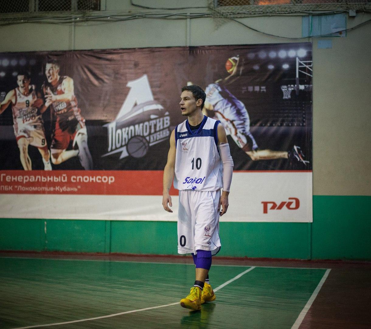 MVP 5 тура лиги КАУБ 5х5 баскетбол в Краснодаре