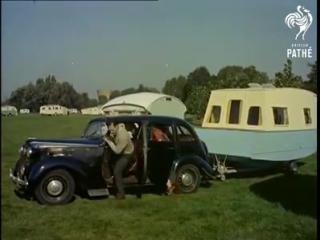 Вот что предлагали туристам и кочевникам в далеком 1955 году